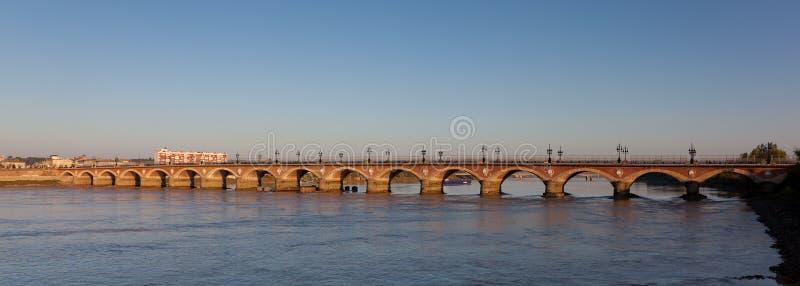 Pont du Pierre imagens de stock