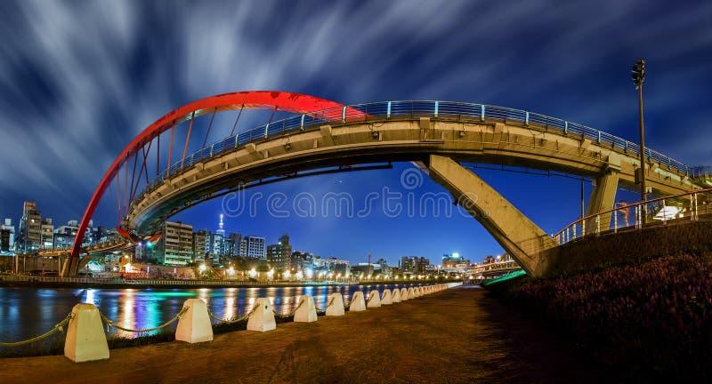 Pont Célèbre En Arc-en-ciel Image stock - Image du célèbre ...