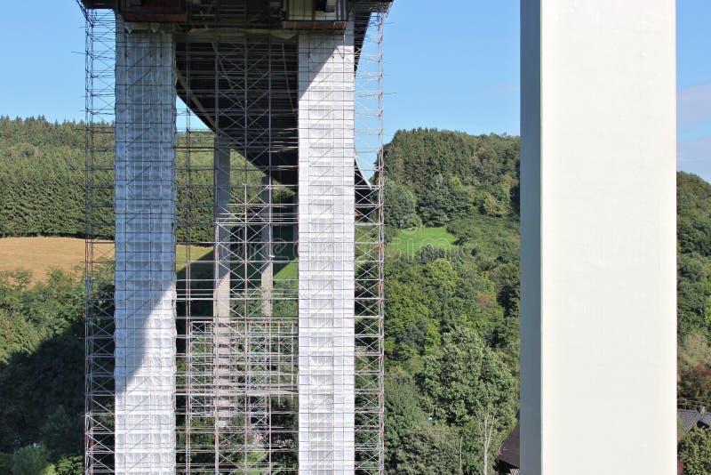 Pont en autoroute photographie stock