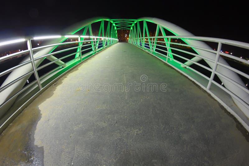 Pont en fer photos stock
