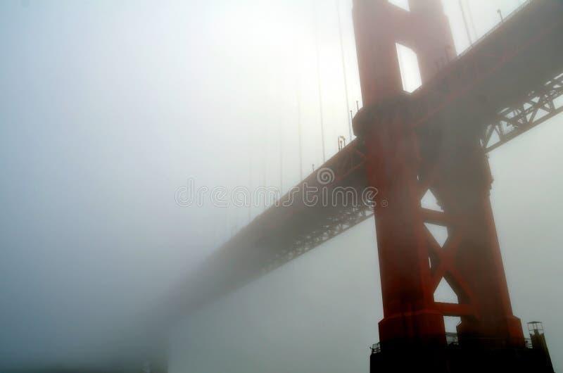 Pont en porte d'or en regain photos libres de droits