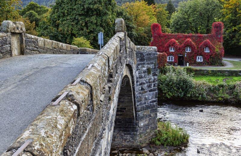 Pont Fawr stock images
