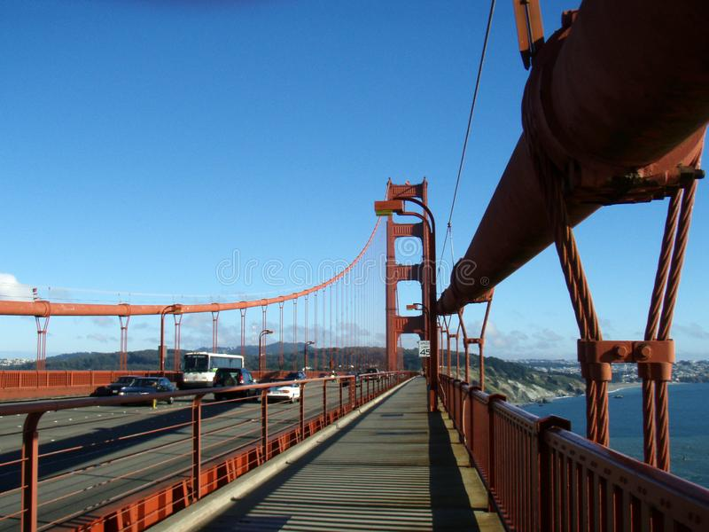 Pont Golden Gate photos stock