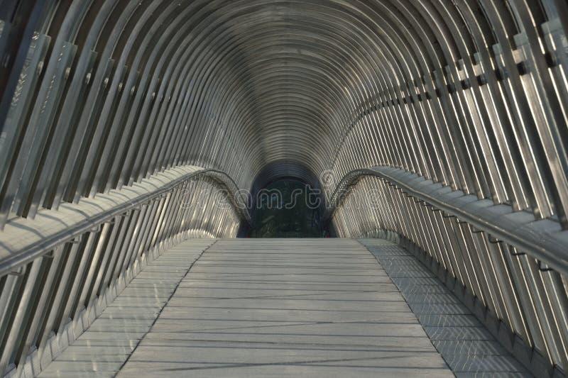 Pont japonais - Paris photo libre de droits