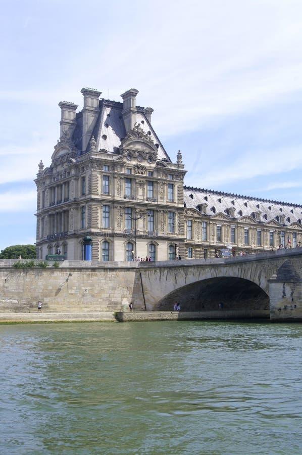 Pont Królewski w Paryż obrazy stock
