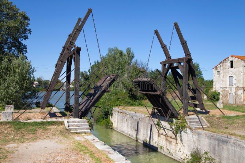 Pont Langlois στοκ εικόνες
