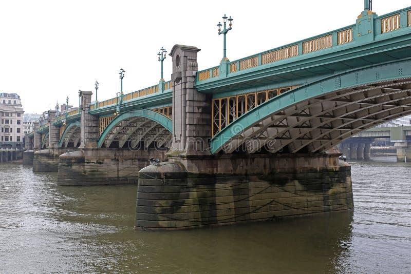 Pont Londres de Southwark photographie stock