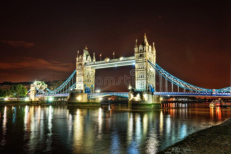 Pont Londres Royaume-Uni de tour photo stock