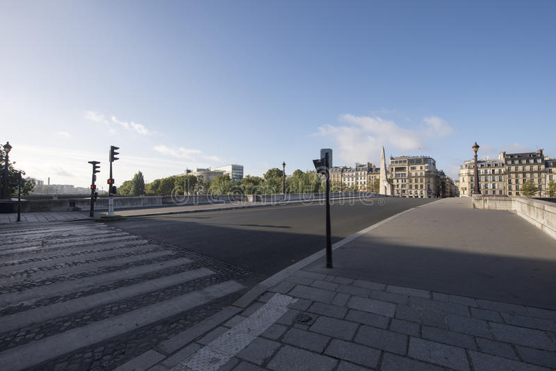 Pont Marie, Paris royalty free stock photo