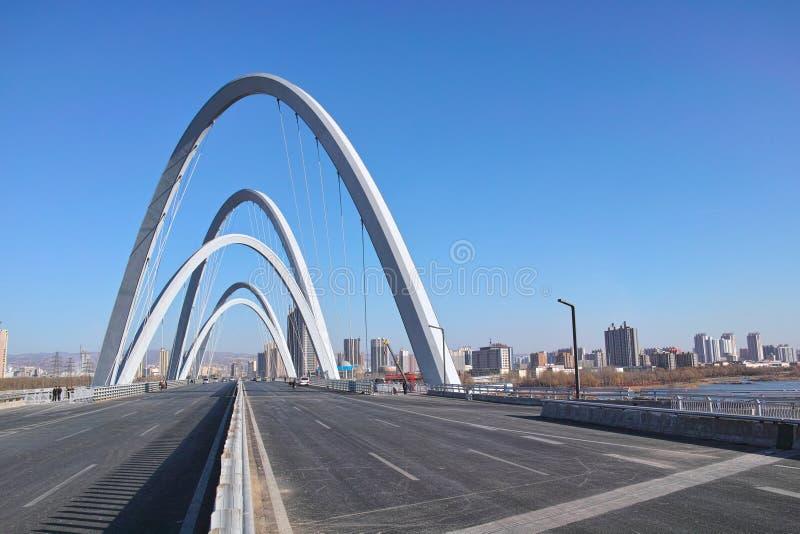 Pont moderne photos stock