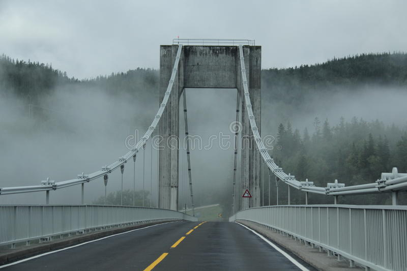 Pont norvégien [2] images stock