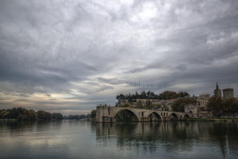 Pont Saint Benezet royalty free stock images