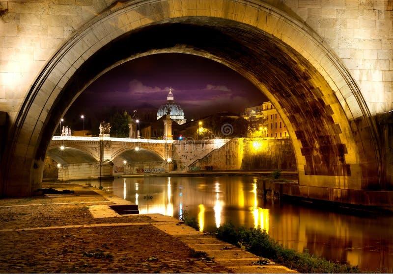 Pont Sant Angelo photo stock