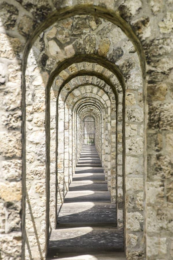 Pont Sur Yonne 图库摄影