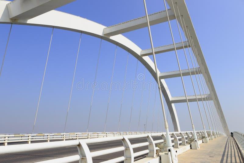 pont suspendu images stock