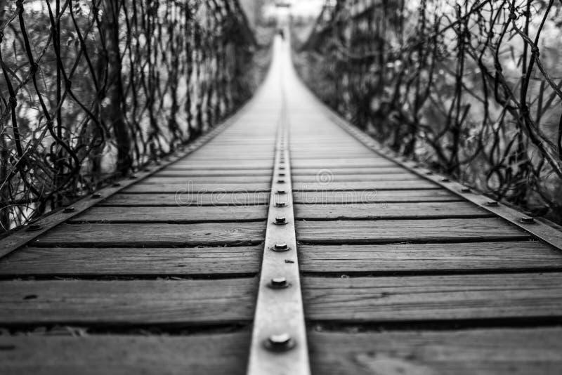 Pont He traînée de Tchang-tchoun au parc national de gorge de Taroko à Taïwan photographie stock libre de droits
