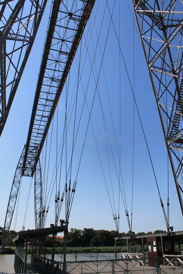 Free Pont Transbordeur De Rochefort ( France ) Stock Image - 53809701
