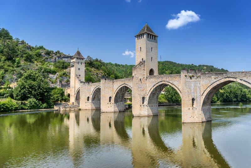 Pont Valentre стоковые изображения