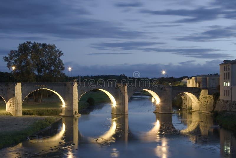 pont vieux στοκ φωτογραφία