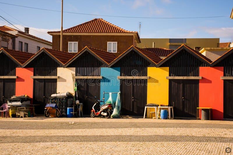 Ponta de Ouro fotografia de stock royalty free