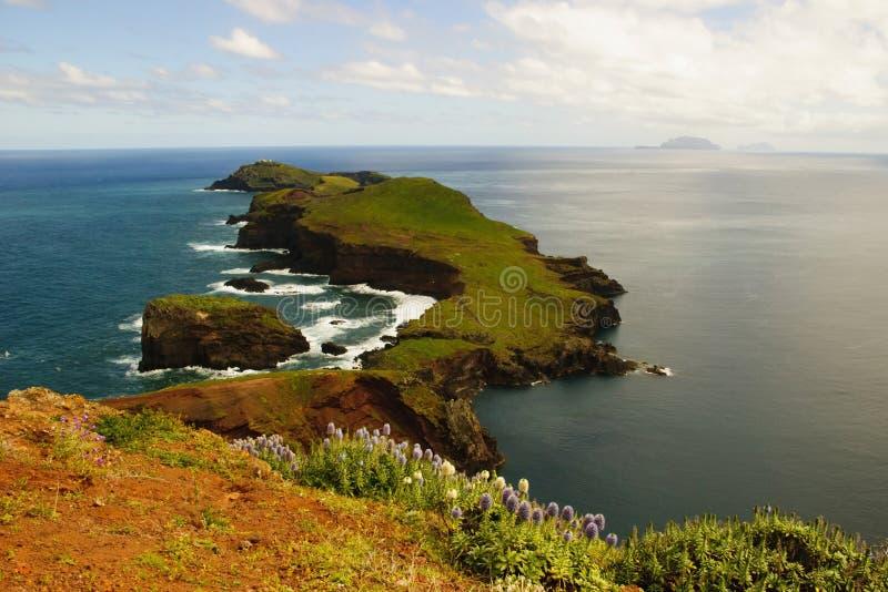 Ponta de Sao Lourenco, Madeira fotografia de stock royalty free