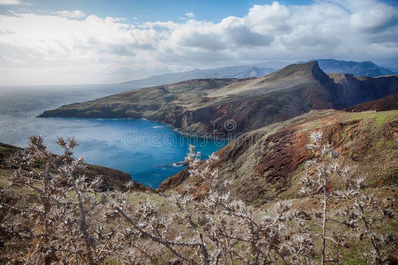 Ponta de Sao Lourenco - Madeira, Portugal imagens de stock royalty free