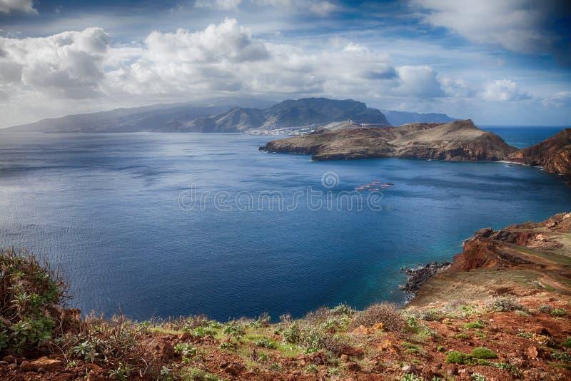 Ponta de Sao Lourenco - Madeira, Portugal. royalty free stock photos