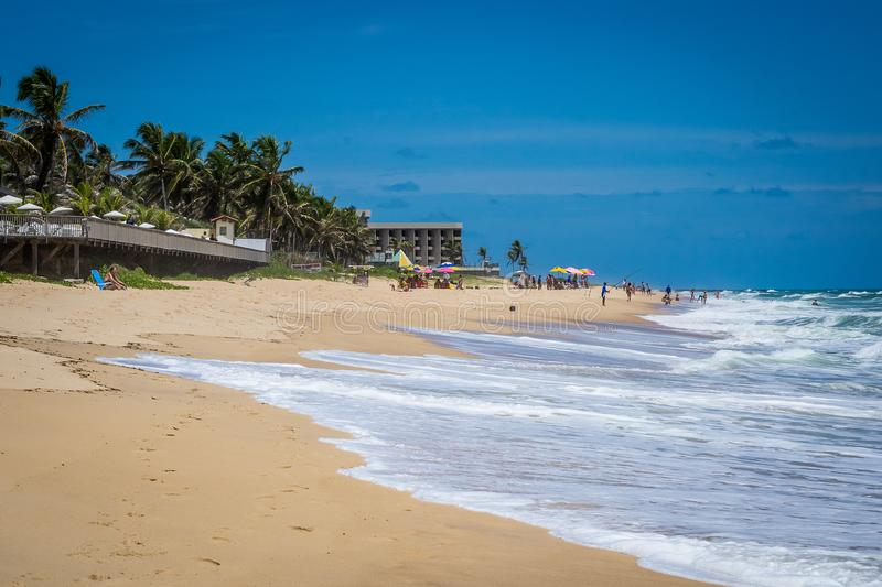 Cities of Brazil - Natal, RN royalty free stock photos