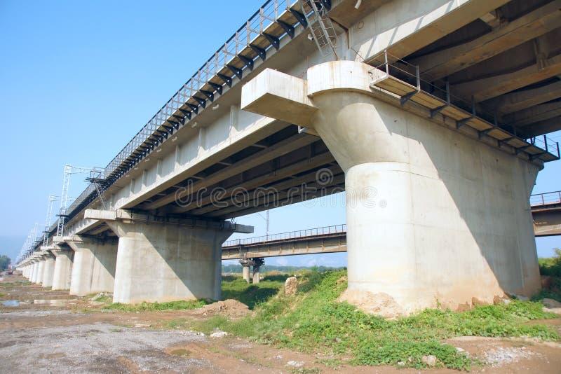 Download Ponte foto de stock. Imagem de azul, ponte, cais, concreto - 26510816