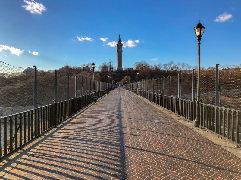 Ponte alta - New York City fotografia de stock royalty free