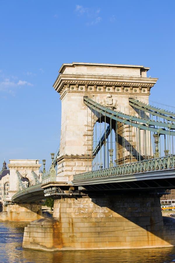 Download Ponte Chain De Szechenyi Em Budapest Imagem de Stock - Imagem de sightseeing, heritage: 26520331