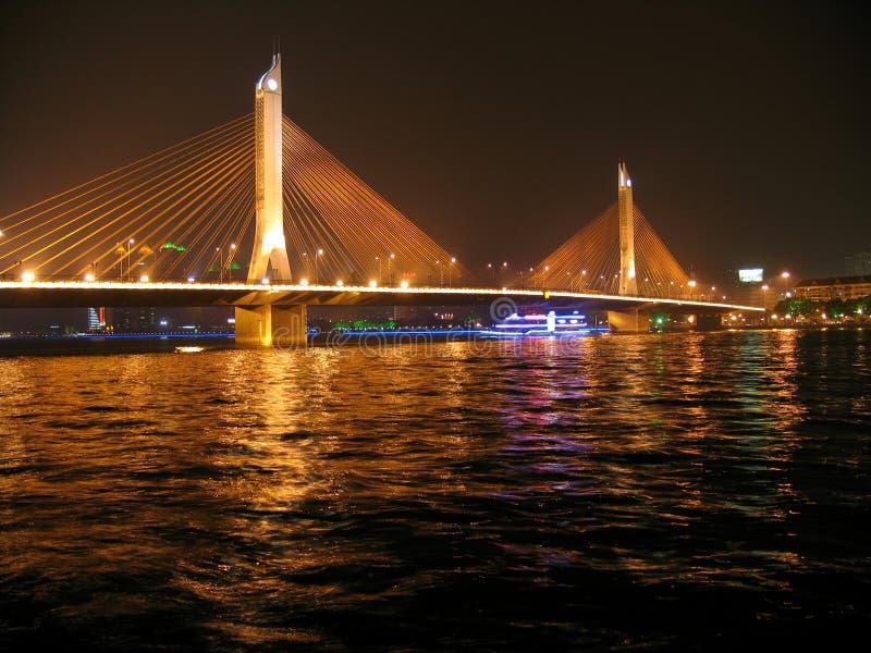 Ponte chinesa fotografia de stock
