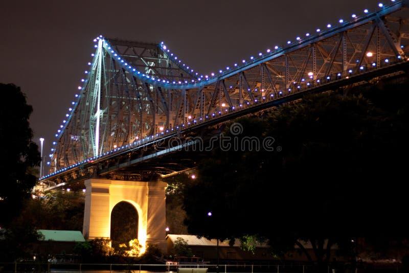 Ponte da história fotografia de stock royalty free