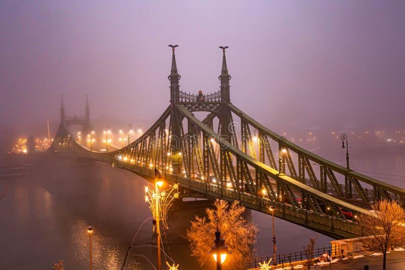 Ponte da Hungria foto de stock royalty free