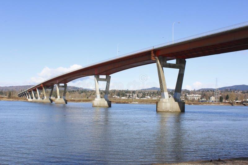 A ponte da missão fotografia de stock