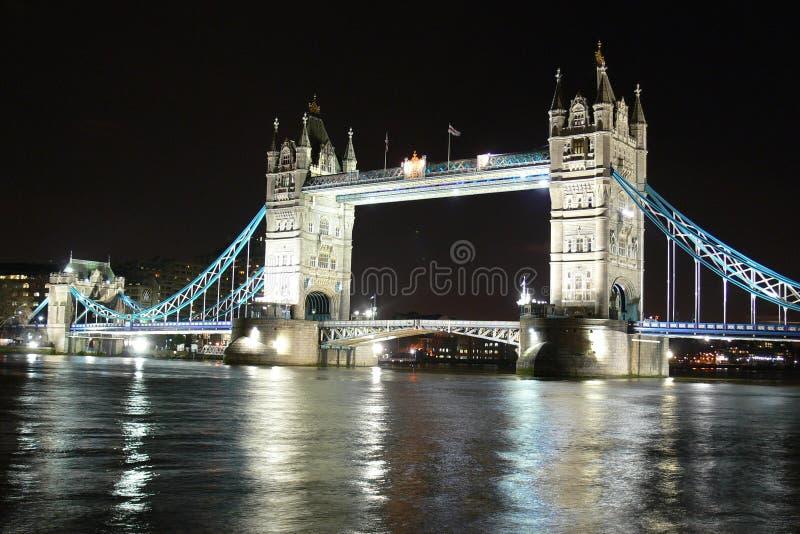 Ponte da torre de Londres imagem de stock