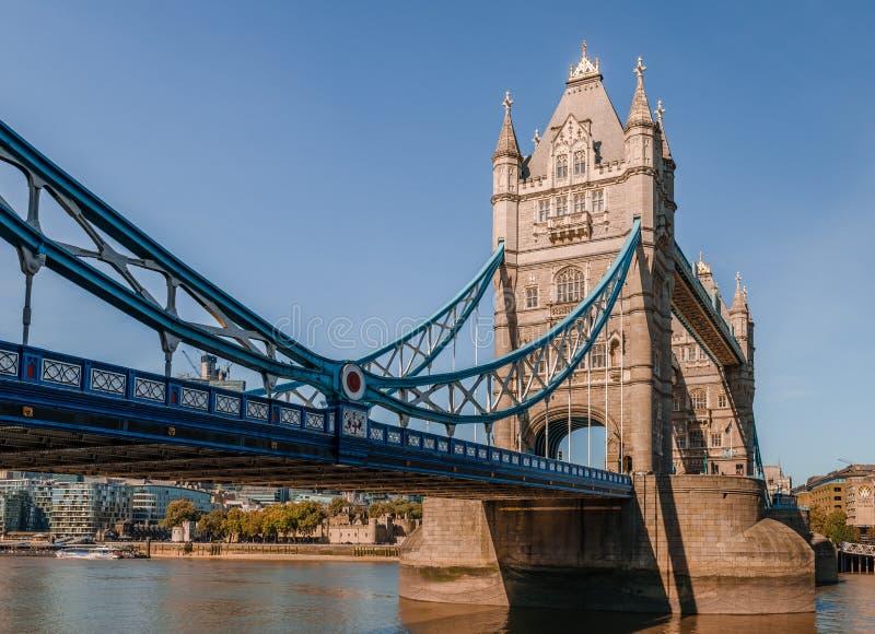 A ponte da torre em Londres imagem de stock royalty free