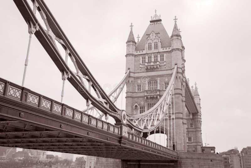 Ponte da torre em Londres imagens de stock royalty free
