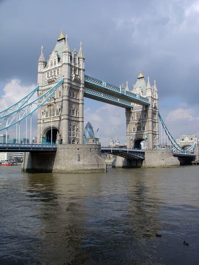 Ponte da torre, Londres foto de stock