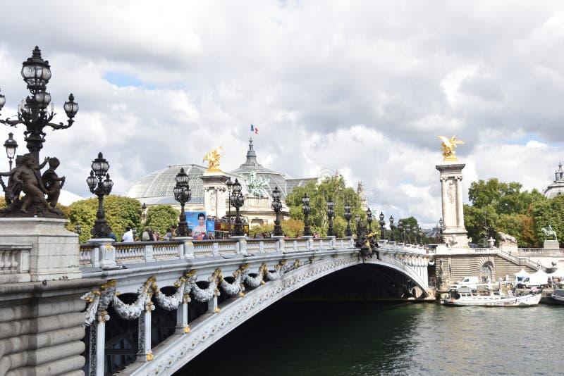 Ponte de ALexander fotos de stock royalty free