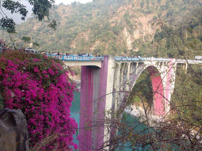 Ponte de Baghpool foto de stock royalty free