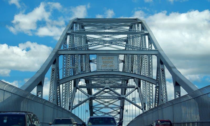 Ponte de Bourne foto de stock