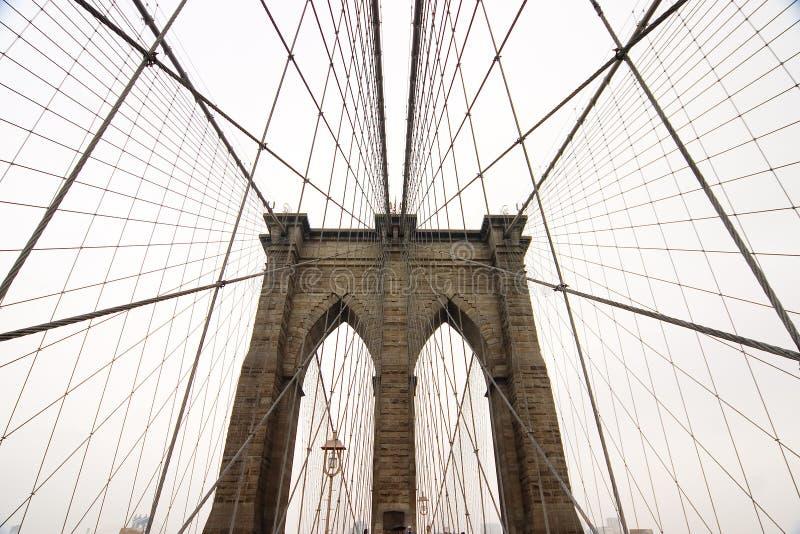 Ponte de Brooklyn 2 imagem de stock