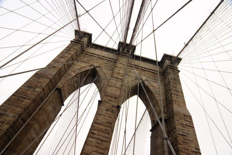 Ponte de Brooklyn 4 imagens de stock royalty free