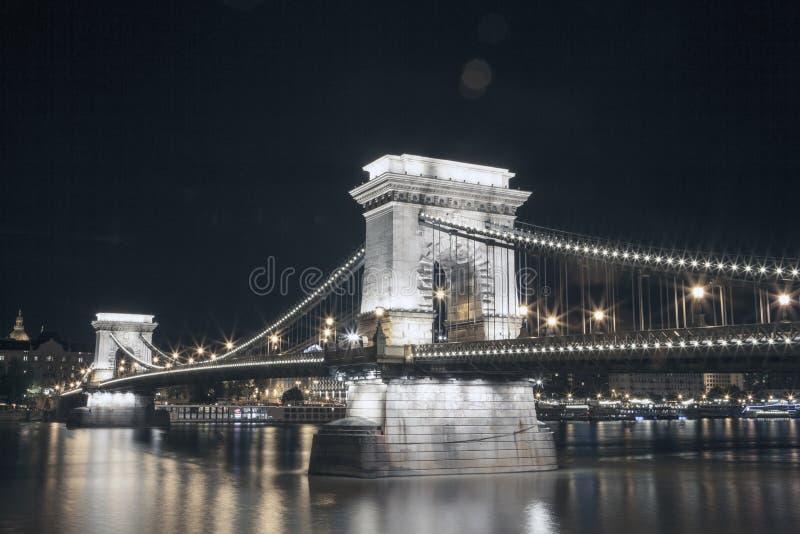 Ponte de Budapest foto de stock royalty free