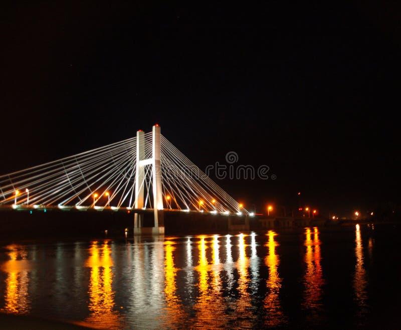 Ponte de Burlington fotografia de stock royalty free