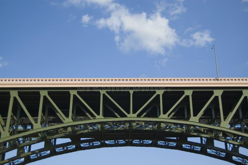 Ponte de Carnegie imagens de stock royalty free
