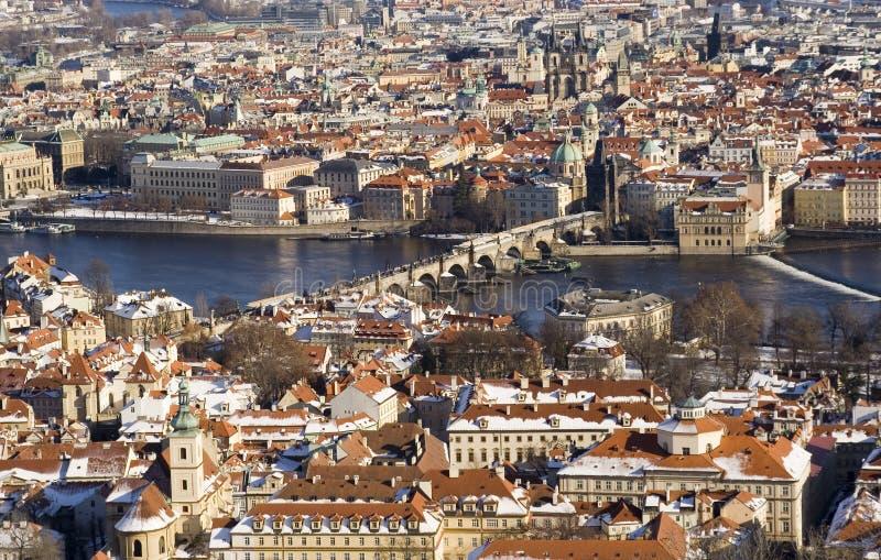 Download Ponte de Charles imagem de stock. Imagem de praga, ponte - 12813935