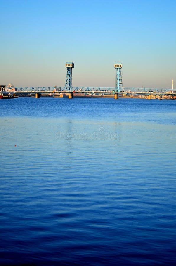 Ponte de Haimen imagem de stock royalty free