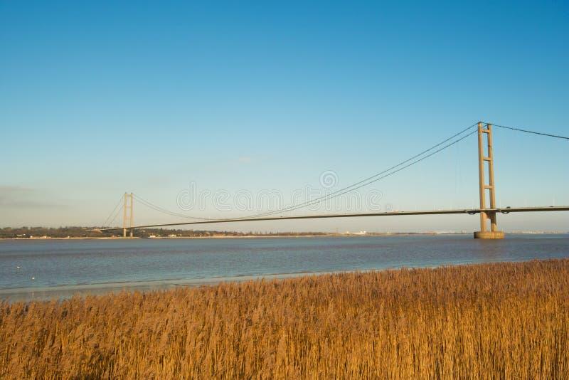 Ponte de Humber imagens de stock